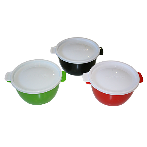 Image for Three Shin Microwavable Bowls