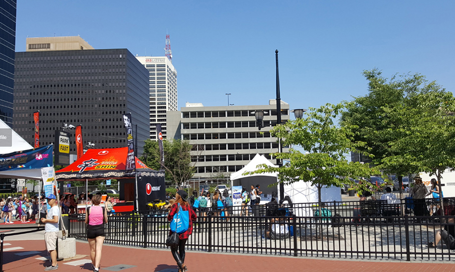 Photo of Kcon enterence view