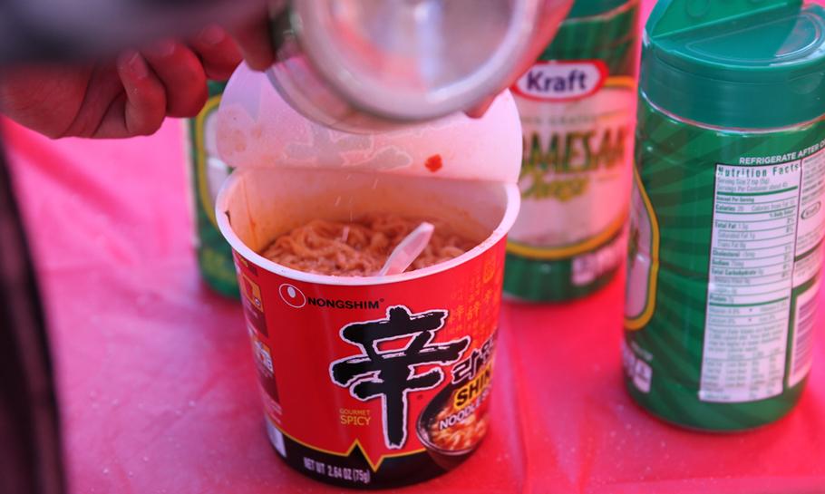 Photo of Shin Ramyun Cup